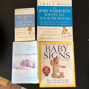 4 baby books that every parent should own!